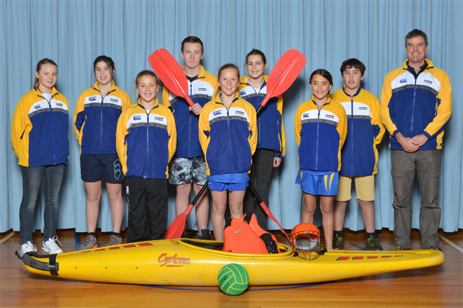 Canoe Polo 1